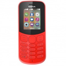 Mobil telefon: NOKIA 130 DS NEW RED