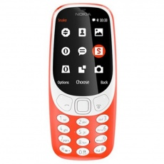 Mobil telefon: NOKIA 3310 DS WARM RED