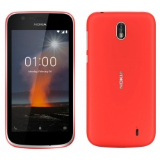 Telefon: NOKIA 1 DS WARM RED