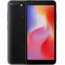 Telefon: Xiaomi Redmi 6 32GB Black