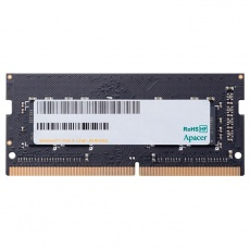 RAM: Apacer UDIMM 4 GB PC-4 DDR4 2400 MHz for PC (AU04GGB24CEWBGH)