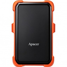 HDD: Apacer 1 TB USB 3.1 Portable Hard Drive AC630 Orange Shockproof