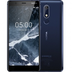 Telefon: NOKIA 5.1 DS BLUE