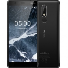 Telefon: NOKIA 5.1 DS BLACK