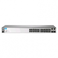 Modem: HP Aruba 2620-24-PoE+ Switch
