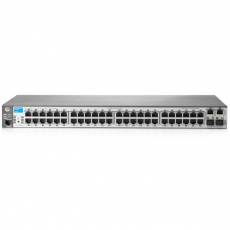 Modem: HP 2620-48-PoE+ Switch