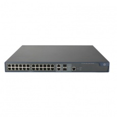 Modem: HP 3100-24-PoE v2 EI Switch