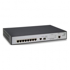 Modem: HP 1905-8-PoE Switch