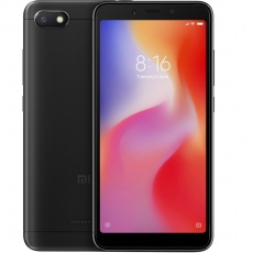 Телефон: Xiaomi Redmi 6A 2/32GB Black
