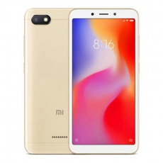 Телефон: Xiaomi Redmi 6A 2/32GB Gold