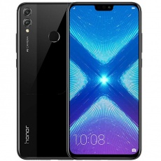 Телефон: Honor 8X 4GB/64GB Black
