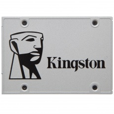 HDD: Kingston 480GB SSDNow UV400 İnternal