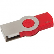 Flesh kart Usb: Kingston 32 GB USB 3.0 Data Traveler 101 G3 Red