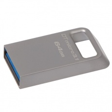Флеш карту usb: Kingston 64GB DTMicro USB 3.1/3.0