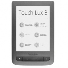 Planşet: PocketBook Touch Lux 3 ( 626(2) ) GREY