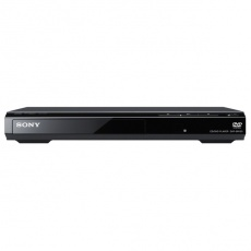 Плеер: SONY DVD PLAYER DVP-SR120