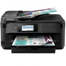 Принтер: Epson WorkForce WF-7710DWF