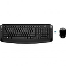 Klaviatura və mouse dəsti: HP Wireless Keyboard and Mouse 300