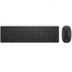 Klaviatura və mouse dəsti: HP Pavilion Wireless Keyboard and Mouse 800 Black