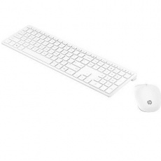 Klaviatura və mouse dəsti: HP Pavilion Wireless Keyboard and Mouse 800 White
