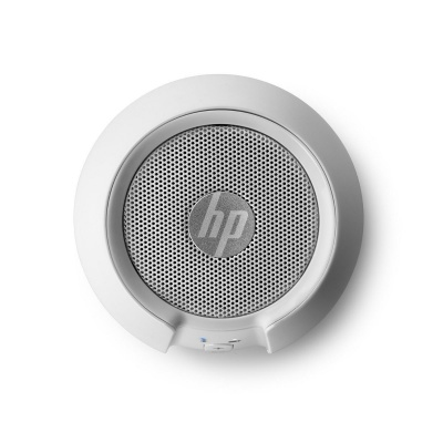 HP White S6500 Wireless Speaker