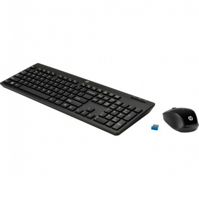 HP Wireless Keyboard Mouse 200