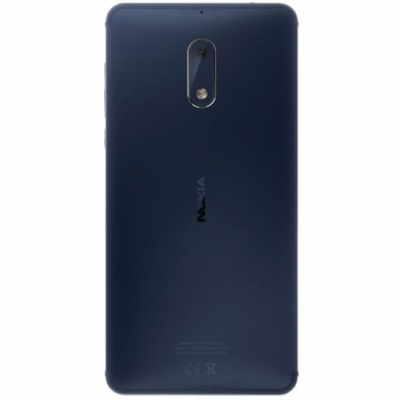 Nokia 6 DS Tempered Blue
