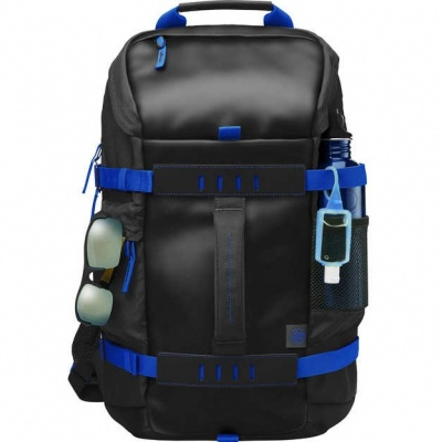 HP 15.6Odyssey BlkBlue Backpack