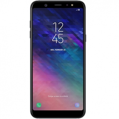 Samsung Galaxy A6+ (2018) Black