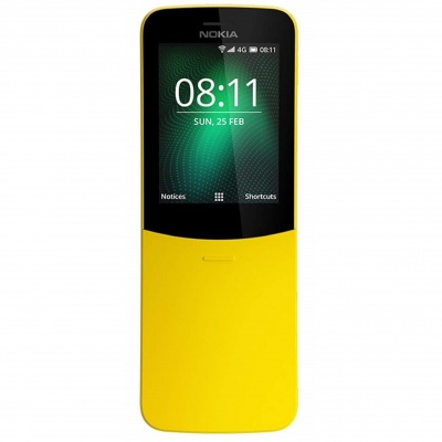 Nokia NOKIA 8110 DS YELLOW