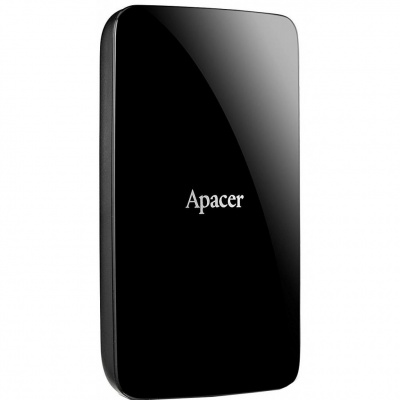 Apacer 4 TB USB 3.1 Portable Hard Drive AC233 Black
