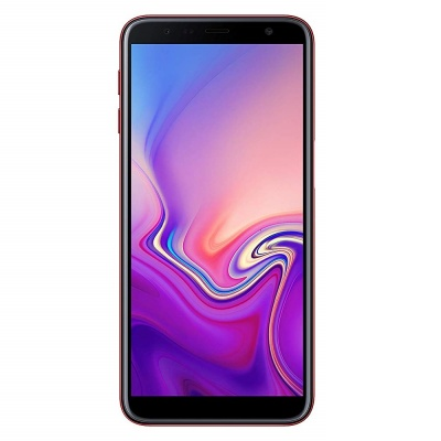 Samsung Galaxy J6 Plus Red
