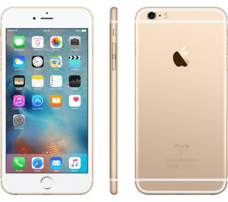Telefon Apple iPhone 6S 32 GB Gold (3)