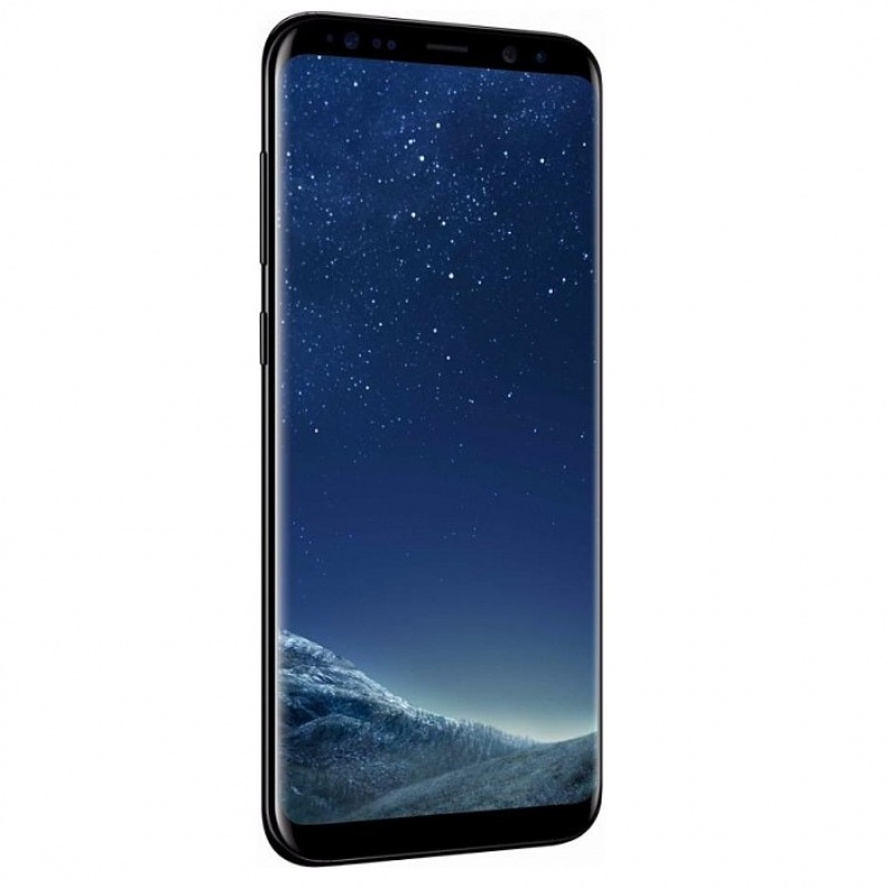 Telefon Samsung Galaxy S8 Plus Black Dual (2)