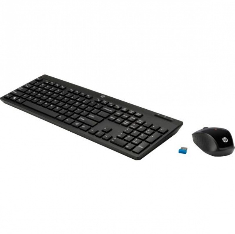 Klaviatura və mouse dəsti HP Wireless Keyboard Mouse 200 (1)