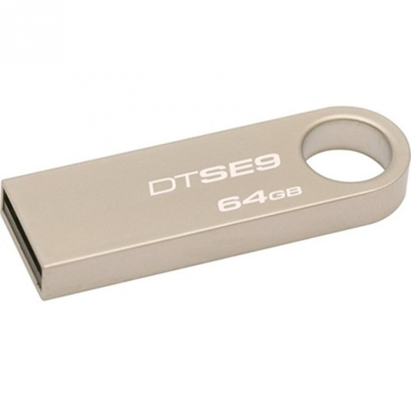 Flesh kart Usb Kingston 64GB USB 2.0 DataTraveler SE9 (1)