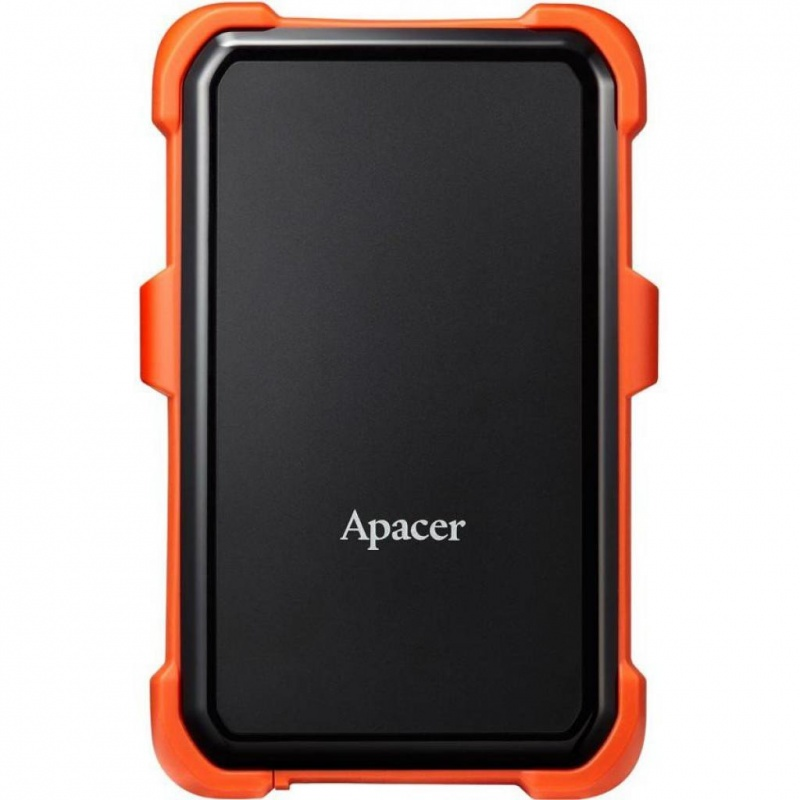 HDD Apacer 1 TB USB 3.1 Portable Hard Drive AC630 Orange Shockproof (1)