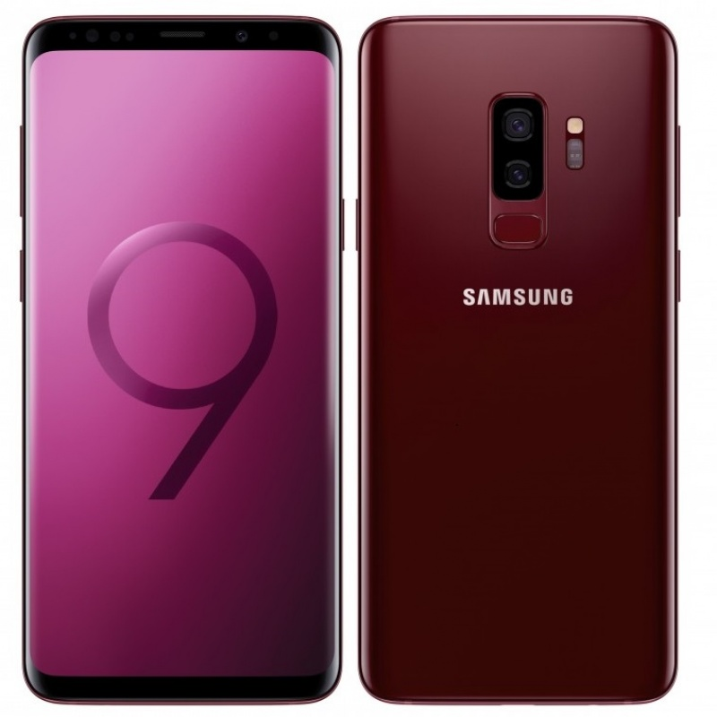 Telefon Samsung Galaxy S9 Plus Red (1)