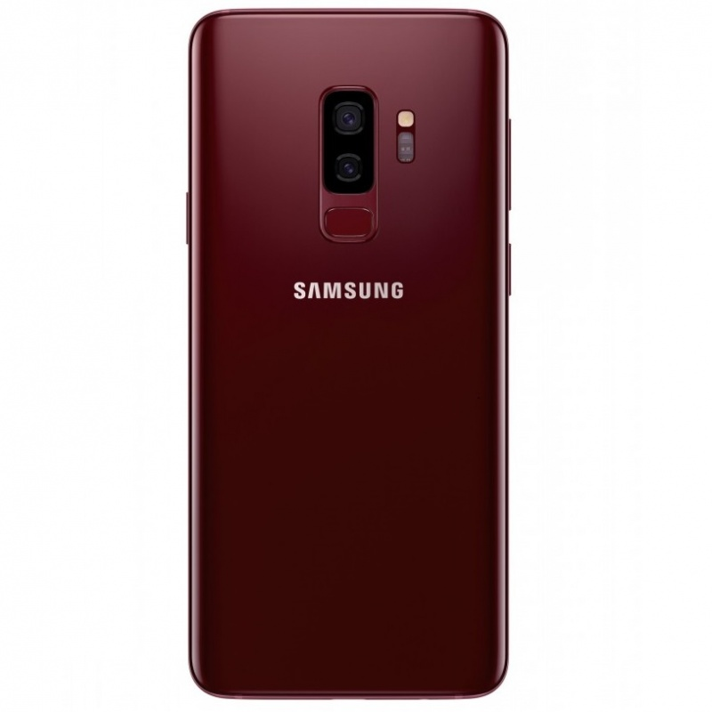 Telefon Samsung Galaxy S9 Plus Red (5)