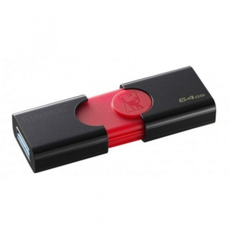 Flesh kart Usb Kingston 64GB USB 3.0 DataTraveler 108 (1)